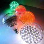 Figura 1. Lampadine con LED spia.
