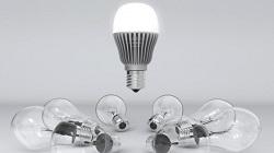 Figura 1. A-lamps, lampadine uso domestico.
