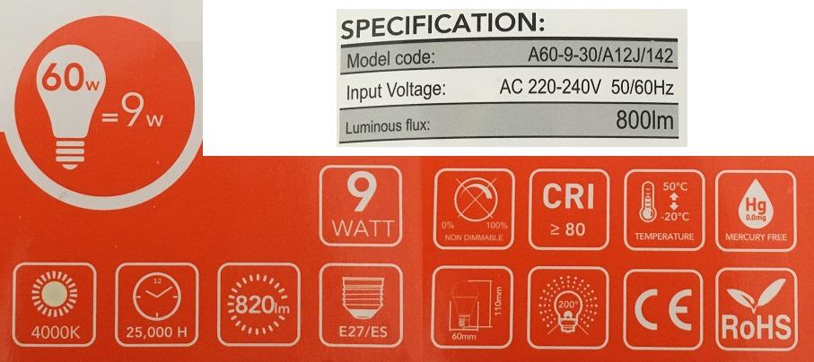 Lampadine A Led Quanti Watt.Guida Alla Scelta Delle Lampadine Led Per La Casa Progettazione Ottica