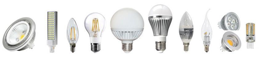 Lampadine LED  Progettazione ottica